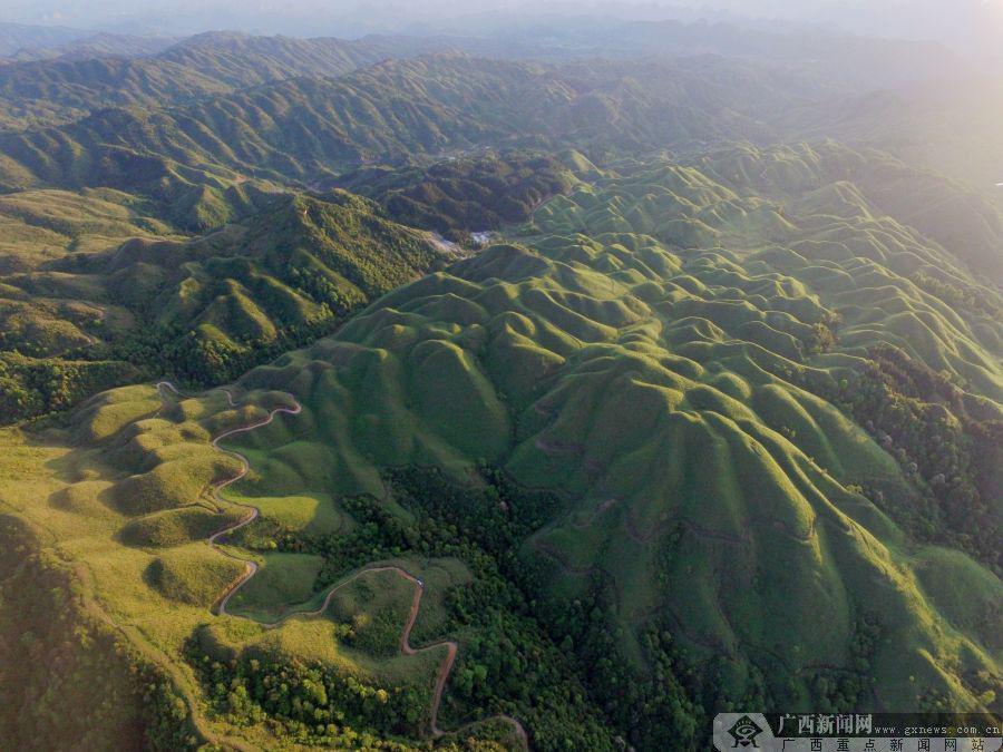 广西风景优美的村庄