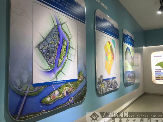 平江县城规划图
