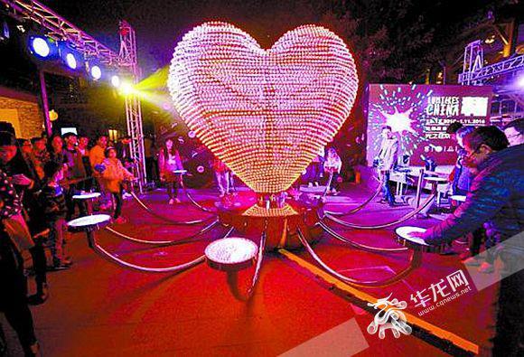 美酒美食还有音乐趴 快来第九届重庆国际音乐啤酒节嗨