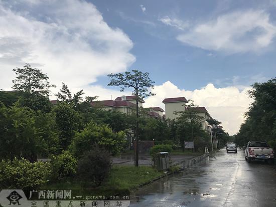 广西大路风景图片
