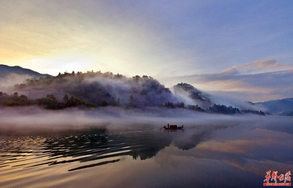 十大生态旅游景区 青山绿水里享受悠悠时光