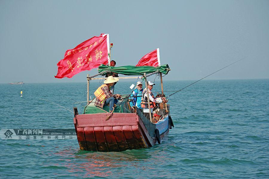 和香港海钓协会的队伍外,还有越南以及柬埔寨,文莱,巴基斯坦,马来西亚