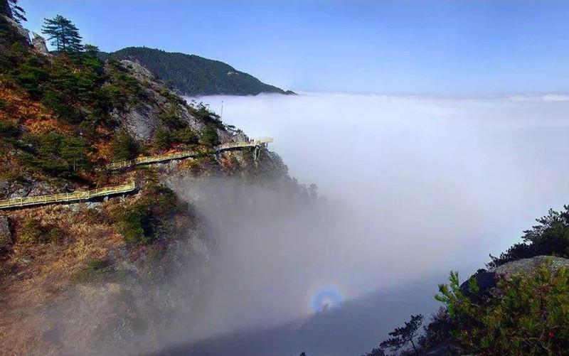 自然保护区,1处国家公园——武夷山国家公园,4处国家级风景名胜区和3