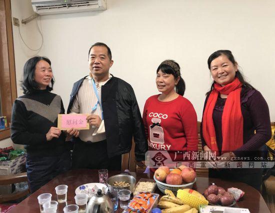 媒体推荐  广西新闻网贺州12月22日讯(通讯员 甘勇)12月20日,周丽娟图片