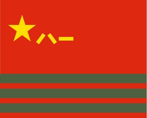 武警部队旗昨亮相 盘点各军种旗:旗帜鲜明 涵义丰富