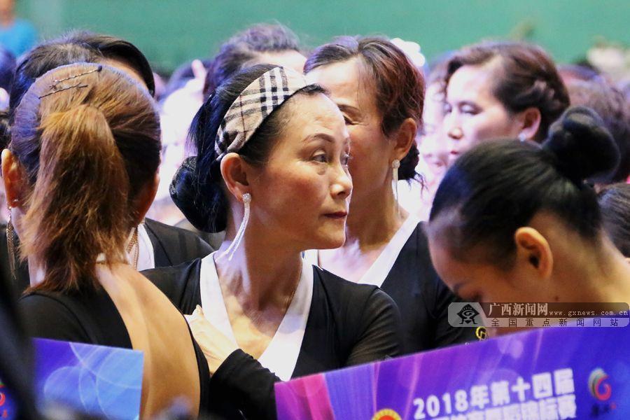 2018广西体育舞蹈锦标赛:2400余选手刷新赛会
