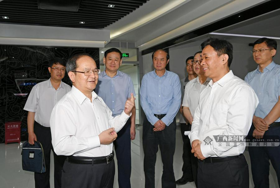媒体推荐  广西新闻网南宁5月29日讯(记者 魏恒 黄克)5月29日下午