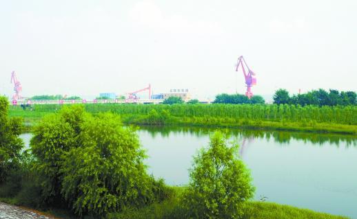 """——江西瑞昌""""最美岸线""""生态修复见闻"""