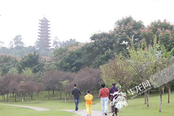 市气象台预计,今日重庆各地阴天到多云,部分地区有零星小雨,全市大