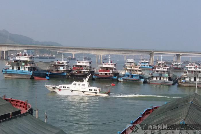 广西海事局现场综合执法建设试点工作成效显著