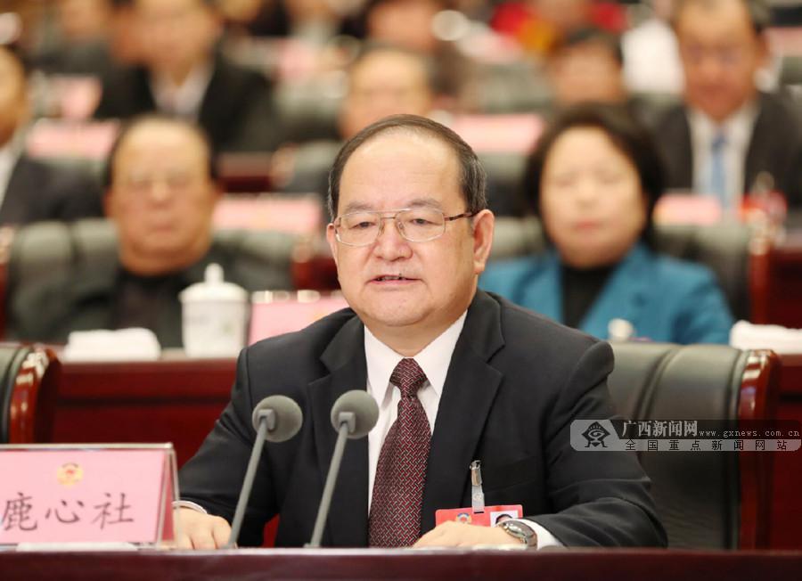 自治区政协十二届二次会议开幕