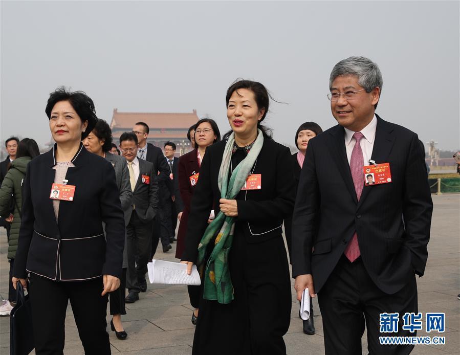 (两会·政协开幕)(1)全国政协十三届二次会议开幕