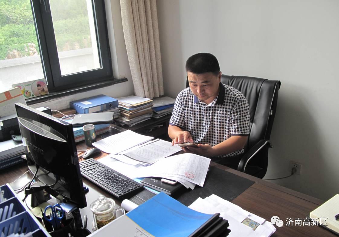 """【创城】殷宪山:周末不休息,""""零星工程""""要效果也要效率"""