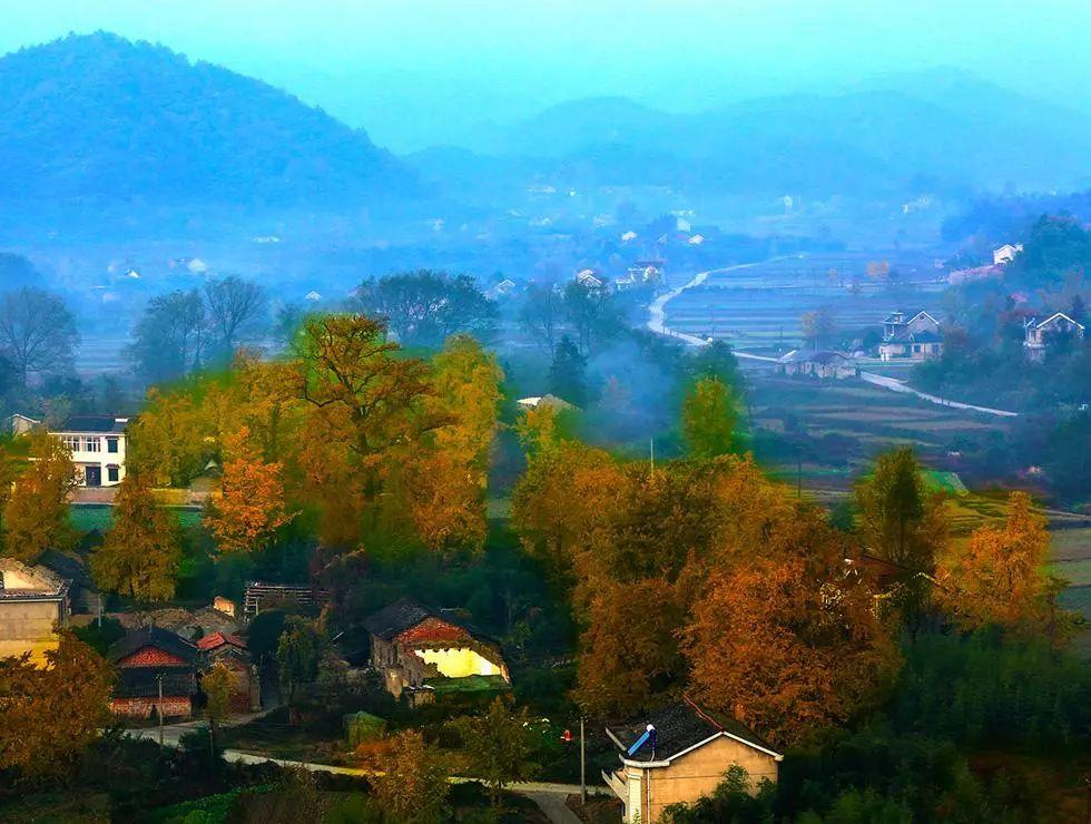 潍坊鲁山风景区