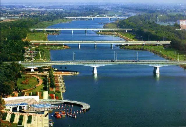 德州锦秀川风景区