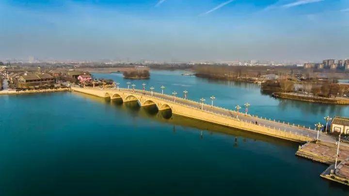 聊城市城区桥梁规划方案出炉!近期建设7座桥梁,东昌路